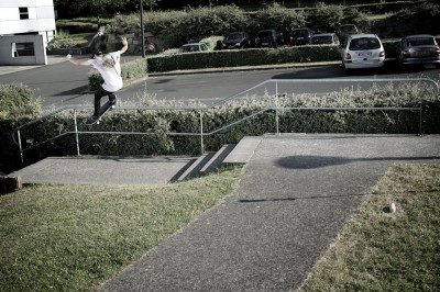 preview UNLANDED remy taveira fs smith