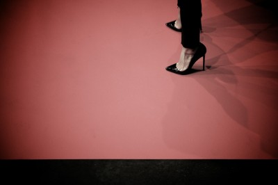 preview Louboutin and redCarpet