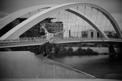 preview sandro crook up bridge b and w