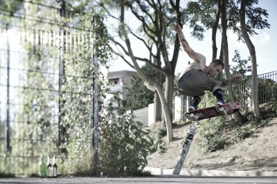 Vans x Sam Partaix pole jam bs smith berlin