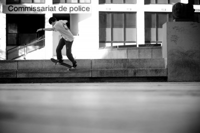 preview steeeve bs 180 fakie five o hdv