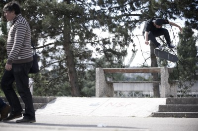 preview harry lintell sw flip banc la doua