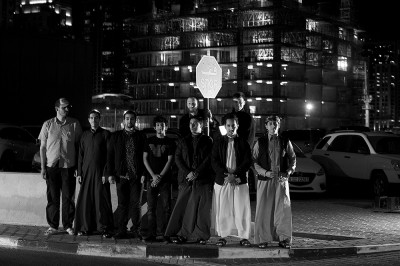 preview joseph mouk and many friends dubai street