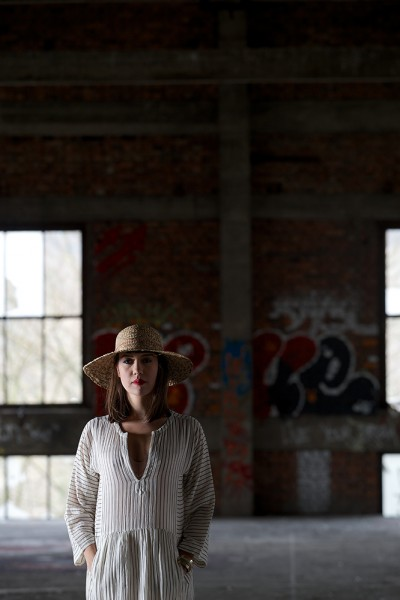 preview nyack shoot usine dress and hat