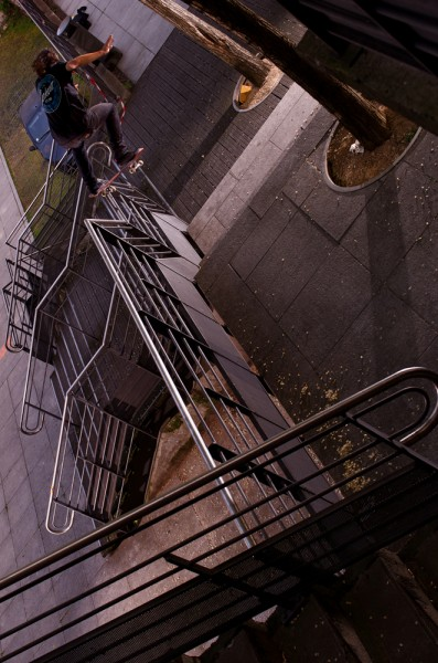 preview hugo crooked kink rail partdieu verti